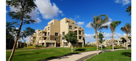 Palm Hills apartment