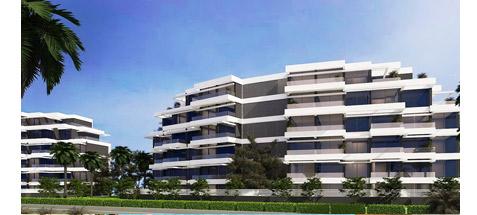Palm Hills appartment 3D